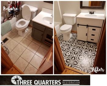 Hayes Bathroom